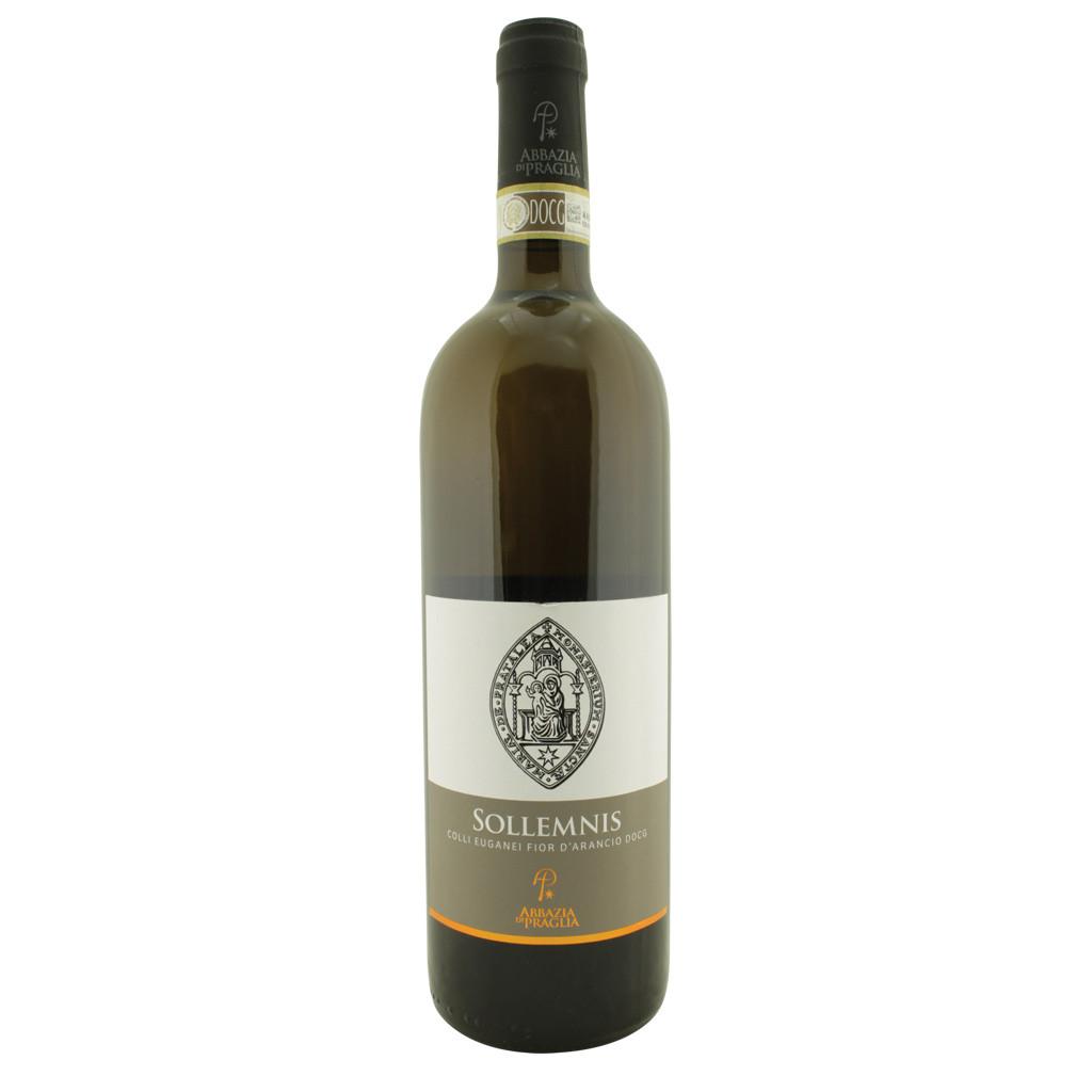 Wein Sollemnis Moscato Fiordarancio docg 75 cl