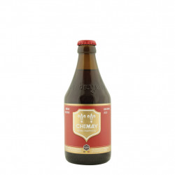 Chimay-Kappe Rot 33 cl