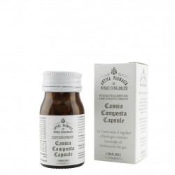 Cassia-Verbindung - Abführmittel-Kapseln