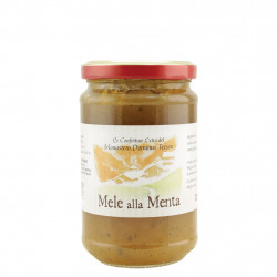 Minze-Apfelmarmelade 320 g