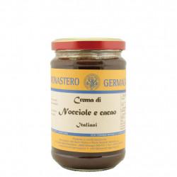 Haselnuss- und Kakaocreme 300 g
