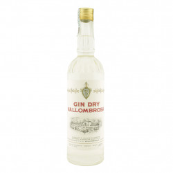 Gin Trockener Vallombrosa 70 cl