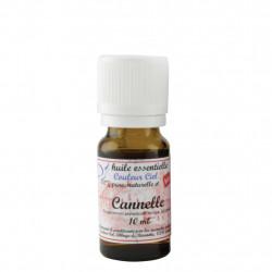 Huile essentielle de Cannelle écorce 10ml