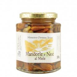 Mandeln und Walnüsse mit Honig 320 g