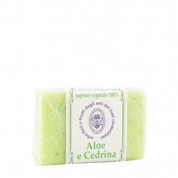 Seife Aloe und Zederseife 100 g