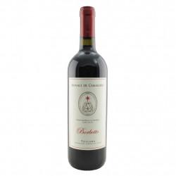 Vino Borbotto Rosso dei Monaci di Camaldoli La Mausolea