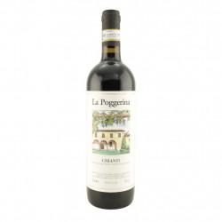 Rotwein Chianti Docg La Poggerina 75 cl