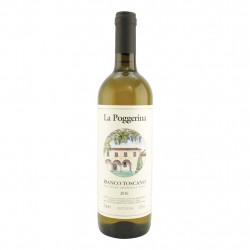 Toskanischer Weißwein igt La Poggerina 75 cl