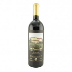 Toskanischer Rotwein Barricato igt La Poggerina 75 cl