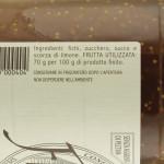 Confettura di Fichi Trappiste di Vitorchiano ingredienti