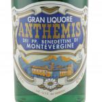 Gran Liquore Anthemis Abbazia di Montevergine etichetta