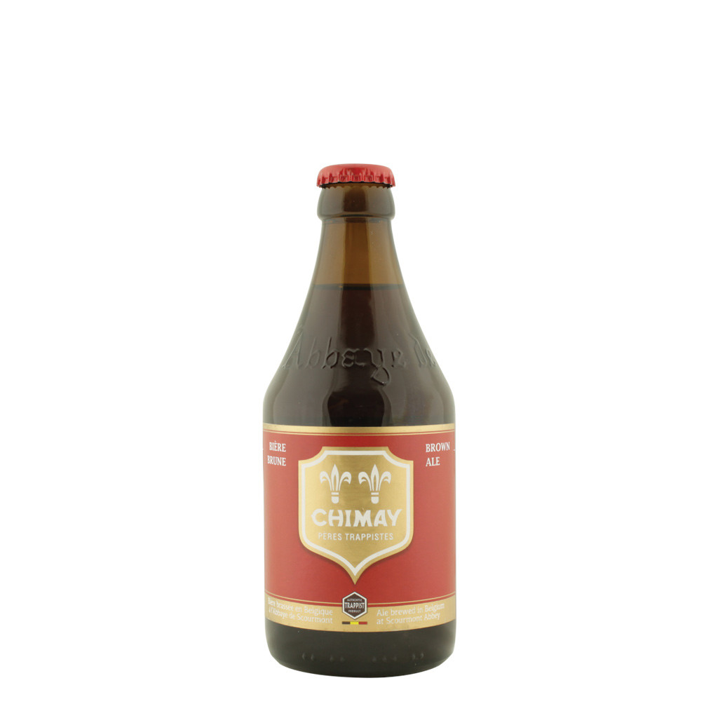 Casquette Chimay Rouge 33 cl