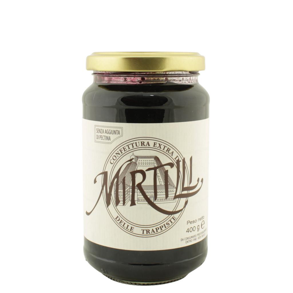 Confiture de myrtilles 400 g