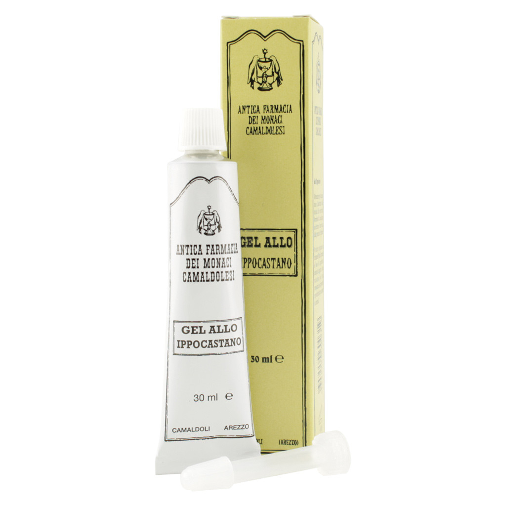 Gel de marronnier d'Inde 30 ml