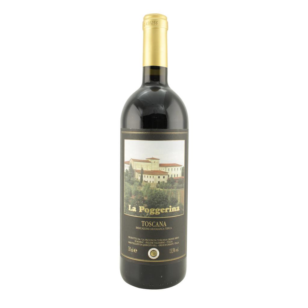 Vin rouge toscan Barricato igt La Poggerina 75 cl
