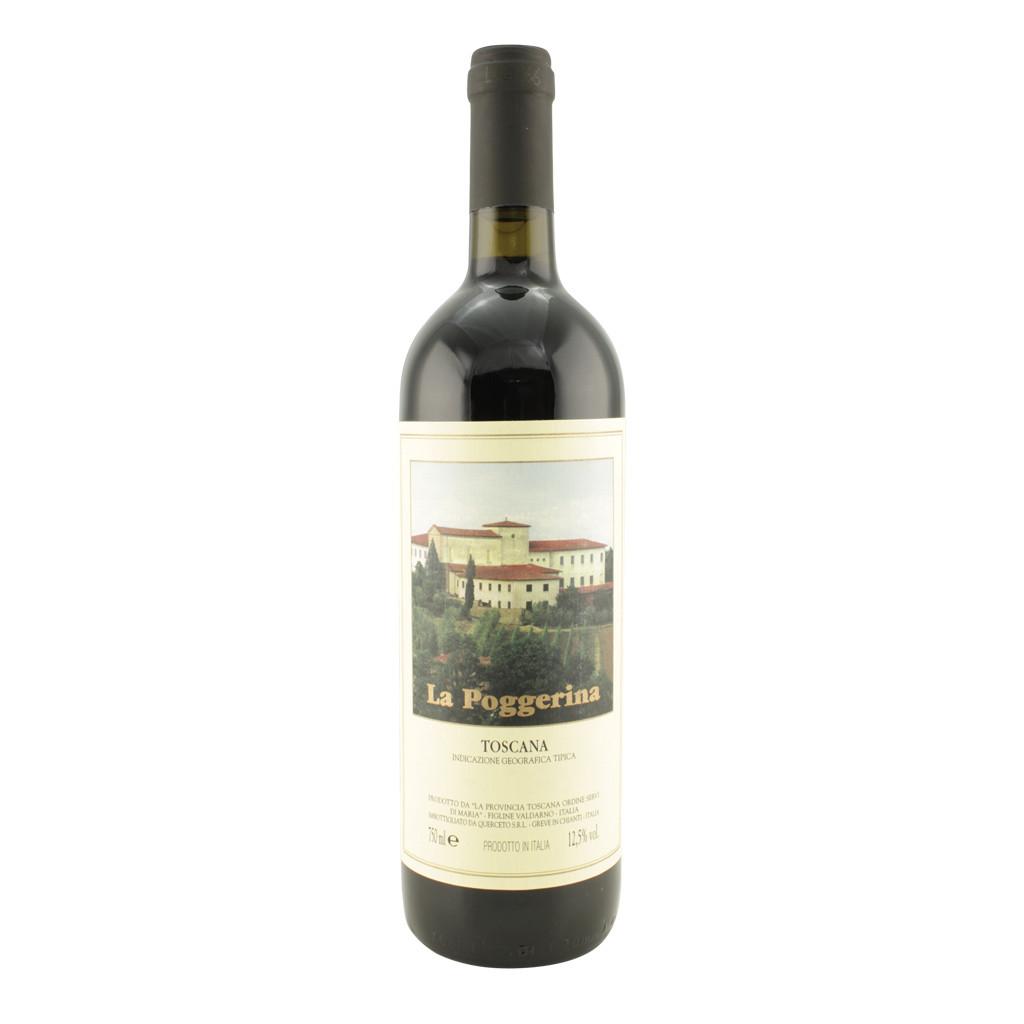 Vin rouge toscan IGT La Poggerina 75 cl