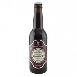 Sinergia '21 Dubbel Bière 33 cl