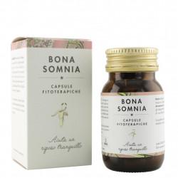Bona Somnia (relaxant) Capsules phytothérapeutiques 20 g