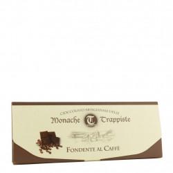 Barre de chocolat noir au café 150 g