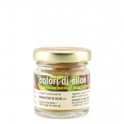 Couleurs de piment de Siloe Bio 15 g