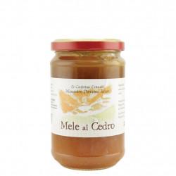 Marmelade de cèdre et de pommes 320 g