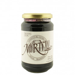 Confiture de myrtilles 400 g