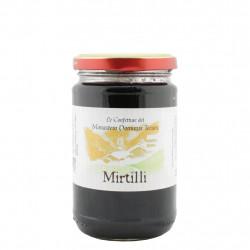 Confiture de myrtilles 320 g