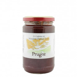 Confiture de prunes 320 g