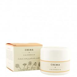 Crème pour le visage au calendula 100 ml