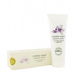 Crème pour les mains à la mauve 75 ml