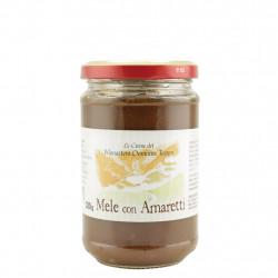 Crème de pommes et Amaretti 320 g