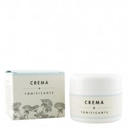 Crème tonifiante pour le visage 50 ml