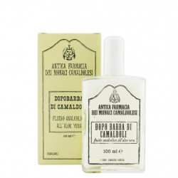 Fluide après-rasage Fluide après-rasage Aloe Vera Camaldoli 100 ml