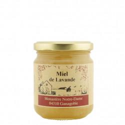 Miel à la lavande du monastère Notre-Dame de Ganagobie France 250g