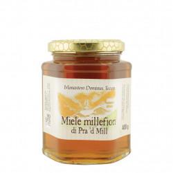 Miel de Millefiori des moines de Pra'd Mill 400 g