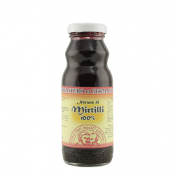 Nectar de myrtille 100% (jus et pulpe) 200 ml