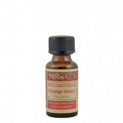 Huile essentielle d'orange douce 12 ml