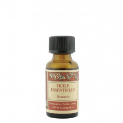 Huile essentielle de romarin 12 ml