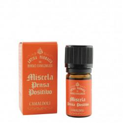 Pensa Positivo - Mélange d'huiles essentielles 10 ml