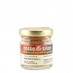Piment rouge de Siloe Bio 15 g