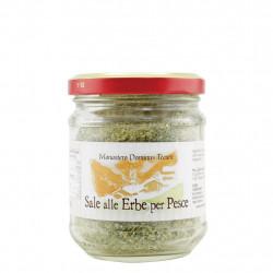 Sel épicé pour Poisson 190 g