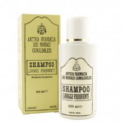 Shampooing pour lavages fréquents à la mauve 200 ml