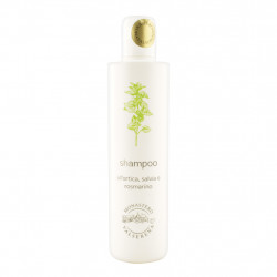 Shampoing ortie, sauge et romarin 250 ml