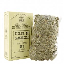 Tisane de Camaldoli n°3 à la mélisse composée de 80 g