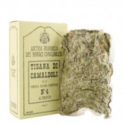 Tisane de Camaldoli n°4 à la mer de chêne composée de 100 g