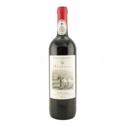 Vin rouge Borbotto IGT 75 cl