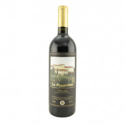 Vin rouge toscan Barricato igt La Poggerina 75 cl