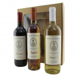 Confezione Regalo Vini e Passito di Camaldoli