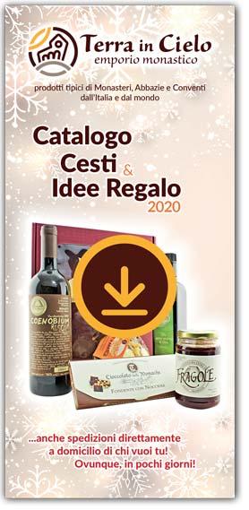 Copertina Catalogo Confezioni Regalo 2020